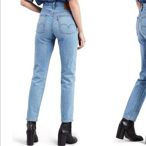 Levi's Wedgie Icon Fit Jeans in Brightside